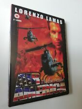Air America Fly the Action DVD New/Sealed
