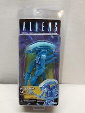 "NECA Aliens Action Figure 7"" Series 11 Blue Xenomorph Vicious Attacker Kenner"