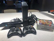 Microsoft Xbox 360 S Kinect Bundle