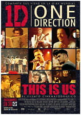 """001 One Direction - 1D Britain Ireland Band 14""""x20"""" Poster"""