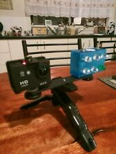 FS 'Full Spectrum' camera kit for Ghost Hunting, complete night vision camcorder