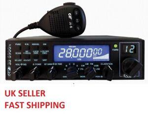Superstar CRT SS 6900 N V6 CB Radio 10M 11M SSB UK PRE Programmed Export Version