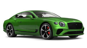 Model Car Scale 1:18 Norev Bentley Continental Gt diecast vehicles Green