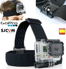 Ajustable colorido cabeza tira para GoPro Go Pro Cámara montaje