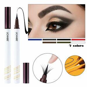 Glitter Liquid Waterproof Durable Coloreds Eyeliners Easy To Wears Eye Pencils