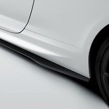 BMW F06 640 650 M6 GranCoupe Carbon Fiber Side Skirts Rocker Panel Blades