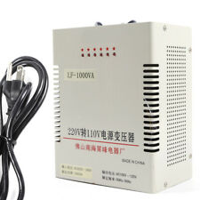 1000W 220V To 110V 50Hz / 60Hz Voltage Converter Transformer Converters