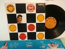"Chubby Checker"" Let's Twist Again""lp12""original.usa.parkway:7004.de1961.+ insert"