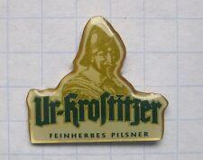 Ur-Krostritzer/logotipo/krostritz... cerveza-pin (110a)