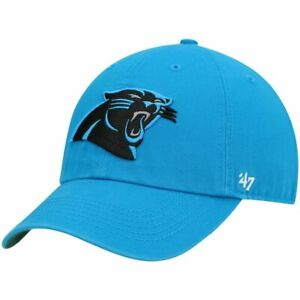 Carolina Panthers NFL '47 Classic Franchise Cap Hat Football Panther Blue Fitted