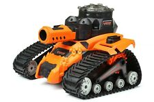 "New Bright RC 15"" Radio Control Mech Trooper Blaster 2.4 GHz 9.6v Orange Kid Toy"