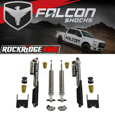 FALCON TOW / HAUL SHOCKS LEVELING SYSTEM PACKAGE for 2015+ FORD F-150