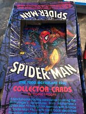 Spiderman The Mcfarlane Era 1992 Comic Images Singles Collector Cards