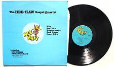 GRANDPA JONES / BUCK OWENS The Hee Haw Gospel Quartet LP HEE HAW RECORDS NM