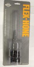 FLEX-HONE TOOL DBC11218 Flexible Cylinder Hone, Bore Dia. 1-1/2in, 180 Grit