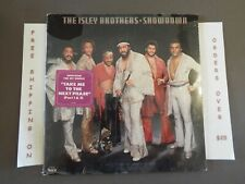 SEALED THE ISLEY BROTHERS SHOWDOWN LP W/ HYPE STICKER JZ 34930