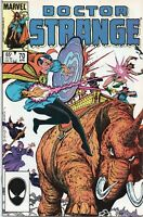 Doctor Strange #70 VF/NM Marvel Comics 1984