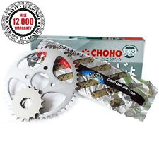 Kawasaki ZX-6R Ninja 2006 X-Ring Gold Drive Chain and Sprockets Kit