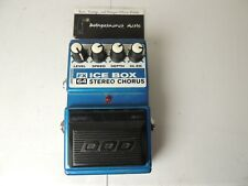 DOD FX64 Ice Box Stereo Chorus  Effects Pedal Free USA Shipping