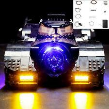 Led Light Kit For Lego 76139 Superheroes 1989 Batmobile Remote Control Light Set
