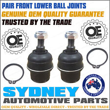 PAIR Front Lower Ball Joint Ford Territory SX SY 2004 - 4/2009 RWD AWD Wagon