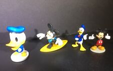 Mickey Mouse Mini Donald Duck Action Figures Toys Disney Lot