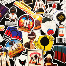29pcs/lot Playerunknows Game Stickers For Car Luggage Laptop Computer Phone