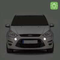 2 ampoules à LED Blanc feux de position / veilleuses pour Ford S-Max