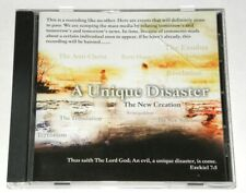 THE NEW CREATION - A UNIQUE DISASTER (CD ALBUM 2006)