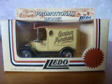 Lledo : Ford Model T - Gardner Merchant -