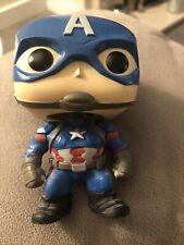 Captain America Marvel Bobblehead