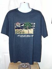 Sosua Republica Dominicana Graphic T-Shirt-XXL (2XL)
