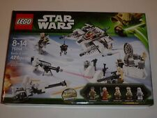 Lego Star Wars Battle of HOTH 75014 Brand New Sealed Box 5 Minifigures 2 New