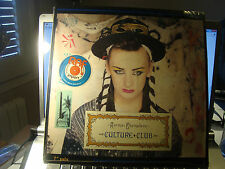 "RAR MAXI 12"". CULTURE CLUB. KARMA CHAMELEON. MADE IN ENGLAND"