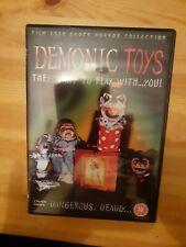 The Demonic Toys (DVD, 2004)