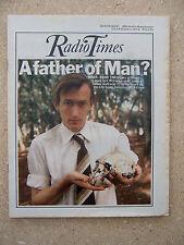 Radio Times/1973/Richard Leakey/Onedin Line/Stuart Hall/Denise Robertson/