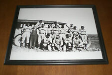 1934 KANSAS CITY MONARCHS FRAMED TEAM PRINT NEGRO LEAGUE