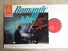 Günter Noris – Romantic In Blue - Chopin Bizet, Schubert, Liszt - LP