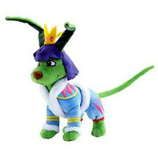 Neopets Collector Limited Edition Plush with Keyquest Code Royal Boy Gelert *New
