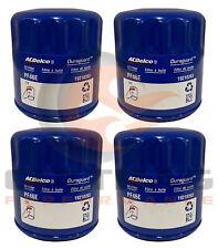 Genuine GM ACDelco Engine Oil Filter PF46E PF46F Set Of 4