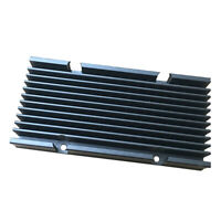 Aluminum Heat Sink Cooler Radiator for Electronic Component Amplifier Board
