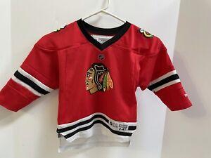 Toddler Chicago Blackhawks Patrick Kane #88  Reebok Jersey 2t-4t