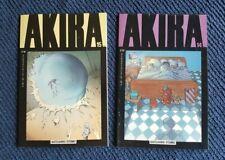 Akira Epic Comics Issues 14 & 15 (1989 FN/VF) Katsuhiro Otomo manga