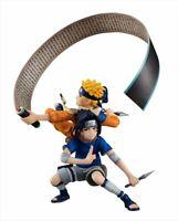 Naruto - Remix Uzumaki Naruto and Uchiha Sasuke GEM Series PVC Figure TL