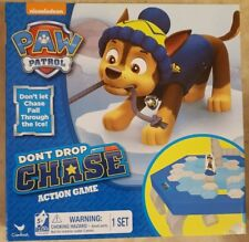 New Paw Patrol - Don't Drop Chase Action Game - Cardinal Games Nickelodeon