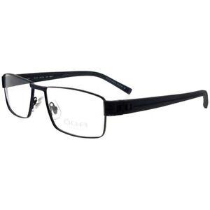 Morel OGA Eyeglasses 7661 76610 7661O BB011 Dark Blue 53 15 140
