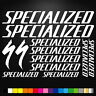 Specialized Vinyl Decal Stickers Sheet Bike Frame Cycle Cycling Bicycle Mtb Road
