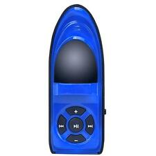 Fashion Boat Design USB MP3 Player Support Micro SD TF Card Music Media Players