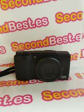 Camara Digital Compacta Ricoh GR II 16.9 Mp