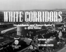 Drama: WHITE CORRIDORS, 1951, Googie Withers, Petula Clark: DVD-R Region 2